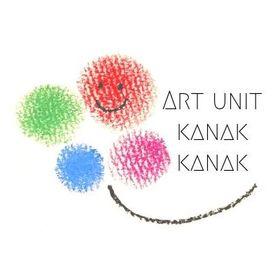 アートユニット カナ・カナの団体ロゴ