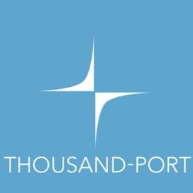 特定非営利活動法人 THOUSAND-PORTの団体ロゴ