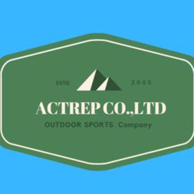 アクトレップ株式会社の団体ロゴ