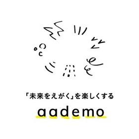 合同会社aademoの団体ロゴ