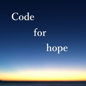 ~Code for Hope~ Presented by 熱海PCサポートの団体ロゴ