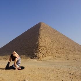 Pyramid YOGA internationalの団体ロゴ