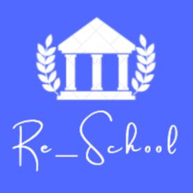 Re_Schoolの団体ロゴ
