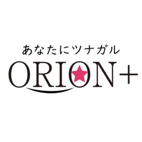 オリオンプラス似顔絵の団体ロゴ