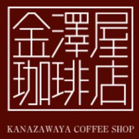 金澤屋珈琲店の団体ロゴ