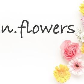 n.flowersの団体ロゴ
