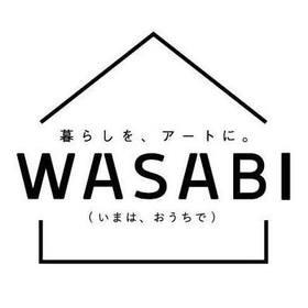 アートをビジネスに活かすプロフェッショナル集団【WASABI】の団体ロゴ