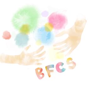 ベビーウェアリングコンサルティングソサエティの団体ロゴ