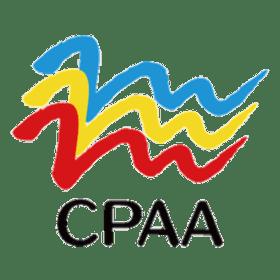 一般社団法人色彩心理学術協会(CPAA)の団体ロゴ