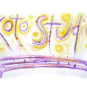 森 稚重子 KOTO STUDIO 自由流 の団体ロゴ