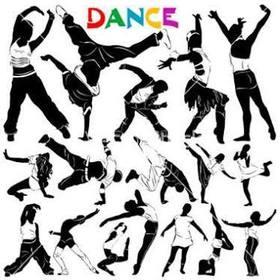 社会人ストリートダンス同好会「shaka-daaan」の団体ロゴ