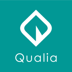 株式会社クオリアの団体ロゴ