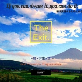 The Exit.の団体ロゴ