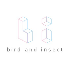 bird and insect ltd.の団体ロゴ