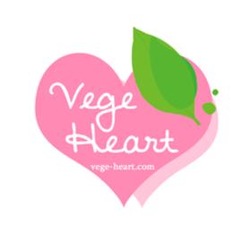 グルテンフリー&ビーガンレッスンVegeHeartの団体ロゴ