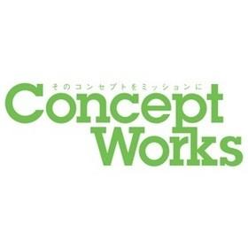 コンセプトワークス株式会社の団体ロゴ