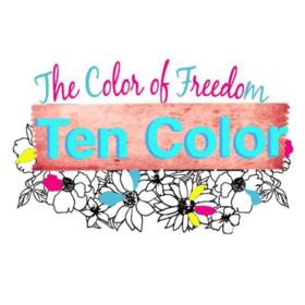 Ten Color  の団体ロゴ