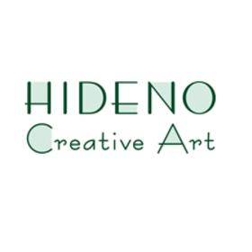 HIDENOクリエイティブアート株式会社の団体ロゴ