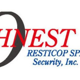 オオネスト レスティーコップ スペシャル セキュリティー・インクの団体ロゴ