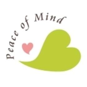 スタジオ「Peace of Mind」の団体ロゴ
