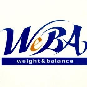 エアリアル・体幹系フィットネス「スタジオWeBA(ウィーバ)」の団体ロゴ