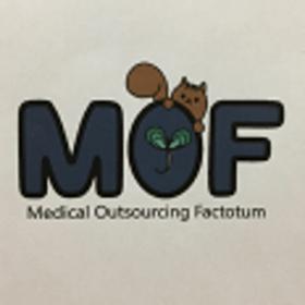 笑顔で行こう! 株式会社MOFの団体ロゴ