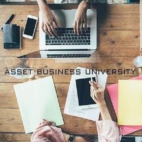 アセットビジネス大学の団体ロゴ