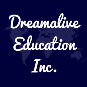 Dreamalive Education Inc.の団体ロゴ
