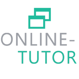 WEBデザイン/プログラミングの「ONLINE-TUTOR(オンラインチューター)」の団体ロゴ