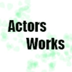 アクターズワークスの団体ロゴ