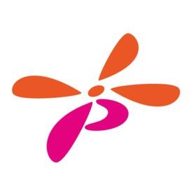 プロペラの団体ロゴ