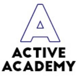 アクティブアカデミーの団体ロゴ