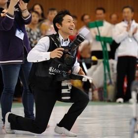 踊るカメラマンAKIRA  エリノリ YAMAO Leikaのプロフィール写真