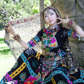 Rajasthani dancer Madhuのプロフィール写真