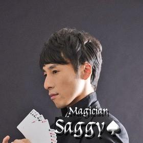 マジシャン Saggyのプロフィール写真
