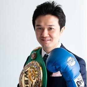 🥊ボクシング世界王者 木村 悠のプロフィール写真