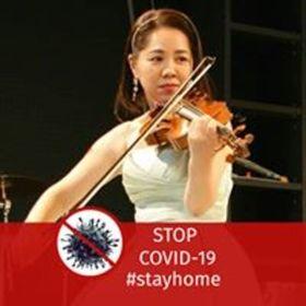 ヴァイオリニスト KIYOのプロフィール写真